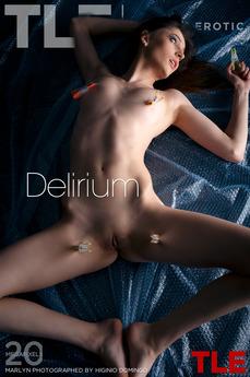 TheLifeErotic - Marlyn - Delirium by Higinio Domingo