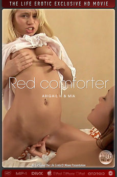 The Life Erotic Movie Red Comforter 2
