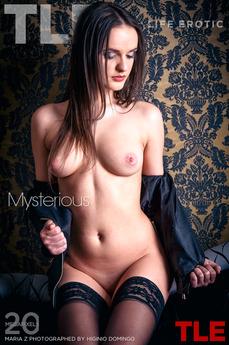 TheLifeErotic - Maria Z - Mysterious by Higinio Domingo