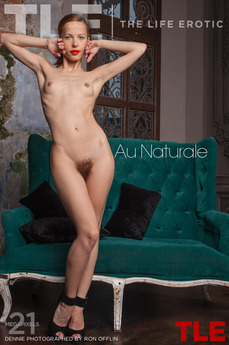TheLifeErotic - Dennie - Au Naturale by Ron Offlin