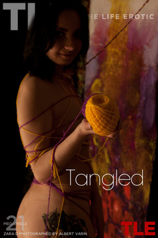 TheLifeErotic - Zara D - Tangled by Albert Varin