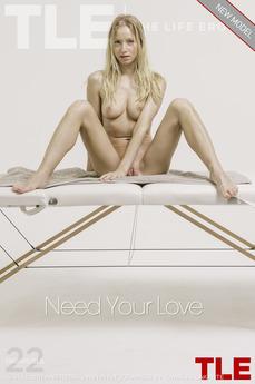 TheLifeErotic - Kiara Lord & Rebel Lynn - Need Your Love by Charles Lakante