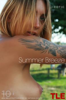 TheLifeErotic - Aria Bella - Summer Breeze by Natasha Schon