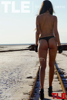 TheLifeErotic - Maarit - Edge Of The Earth 1 by Oliver Nation