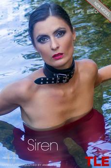 TheLifeErotic - Danilla - Siren by Angela Linin