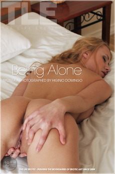 The Life Erotic Being Alone Monta A