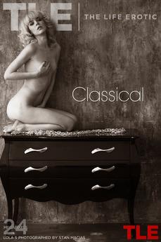 TheLifeErotic - Lola S - Classical by Stan Macias