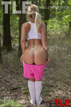 TheLifeErotic - Cristal Caitlin - Running Free by John Chalk