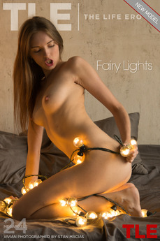 TheLifeErotic - Vivian - Fairy Lights by Stan Macias