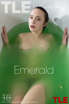 TheLifeErotic - Ruta - Emerald by Shane Shadow