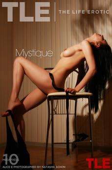 TheLifeErotic - Alice E - Mystique by Natasha Schon