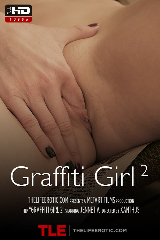 Graffiti Girl 2