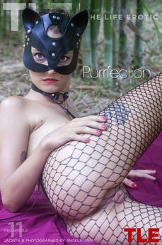 TheLifeErotic - Jacinta B - Purrfection by Angela Linin