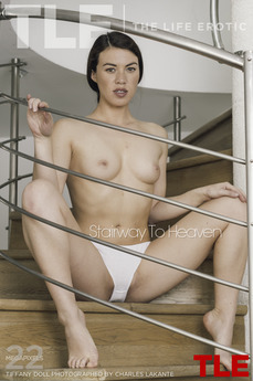 TheLifeErotic - Tiffany Doll - Stairway To Heaven by Charles Lakante