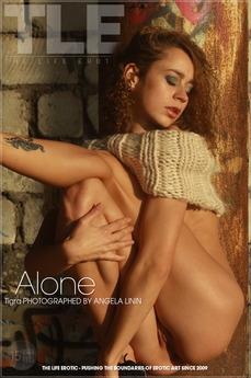 The Life Erotic Alone Tigra