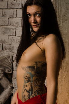 The Life Erotic Model Nistia