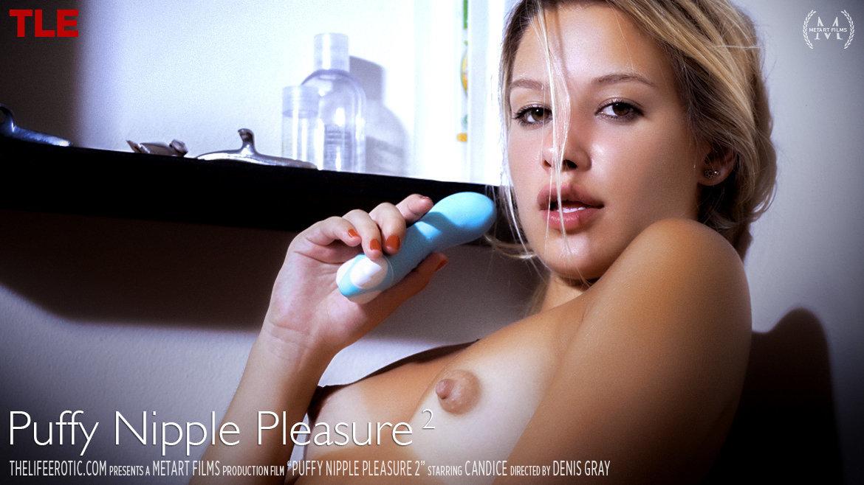 Il piacere Puffy Nipple 2 (Candice)