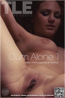 Cum Alone 1