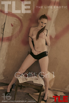 Graffiti Girl 1