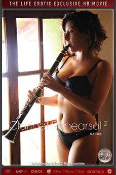 Clarinet Rehearsal 2