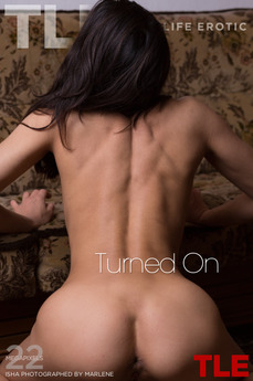 Turned on. Turned On featuring Isha by Marlene