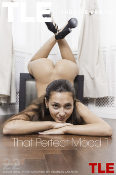 That perfect mood 1. That Perfect Mood 1 featuring Alexis Brill by Charles Lakante