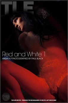 Red and White 1