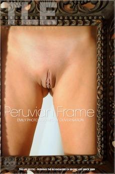 Peruvian Frame