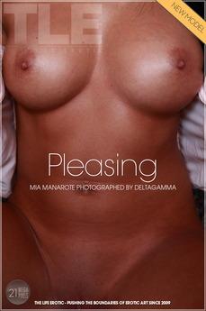 Pleasing