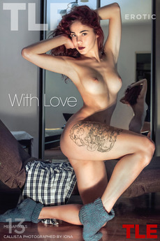 With love. With Love featuring Callista by Iona