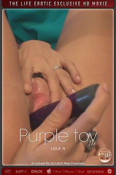 Purple Toy