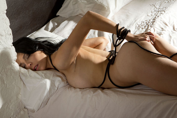 Asian mature nude women